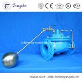 Válvula hidráulica de válvula flotante Modelo 160 para válvula de bola industrial