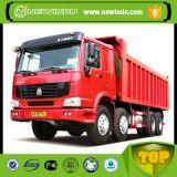 Sinotruck HOWO 8X4 12 바퀴 덤프 트럭