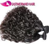 도매 물결파 Malaysian 머리는 Non-Remy 머리 연장을 묶는다