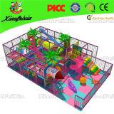 Настраиваемые детский игровой площадкой для установки внутри помещений (121106)