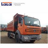 de Vrachtwagen van de Kipper van de Kipwagen van de Mijnbouw van 380HP Beiben Ng80b