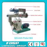 Excelente máquina de fabricação de pellets de alimentação animal para fabricação de pellets