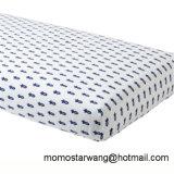 Linge de lit bébé avec coton 100% coton tricoté