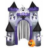 2015 het Nieuwe Opblaasbare Spook van Halloween voor het Ornament van de Partij (033)