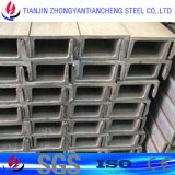 Galvanisierter Stahlu-profilstäbe in den Stahlprodukten