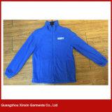 Jupe bleu-foncé bon marché tricotée extérieure occasionnelle d'ouatine d'usure de Mens (J138)