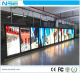 Bothside를 위한 폴란드를 서 있는 가로변을%s 전시 P4를 광고하는 거리 Signage 공간 옥외 풀 컬러 LED