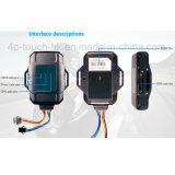 IP65 impermeabilizan perseguidor del GPS del coche/de la motocicleta con la Geo-Cerca Jm01