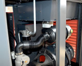 Energiesparender Schrauben-Luftverdichter für doppelte farbige Plastikeinspritzung-Maschine