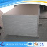 천장과 분할 시스템을%s 석고 보드 또는 석고판 또는 정규 건식 벽체 석고 Board/1220*2440*12mm