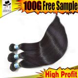 Закрепите в волосы на 10A с хорошим качеством Бразилии