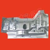 Автоматический автомат для резки лазера металла волокна CNC от Китая