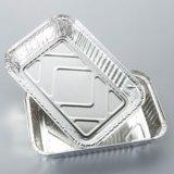 식품 포장을%s 입히는 실리콘 알루미늄 호일 종이