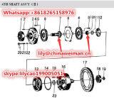 Il caricatore della rotella di Sdlg LG936/LG956 parte l'asta cilindrica 3030900104 per la seconda velocità ed il cuscinetto a sfere 4021000016 GB276-6204