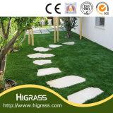 V形の景色の庭の人工的な草の熱い販売
