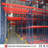 China International rack standard de l'entreposage de fichiers en acrylique