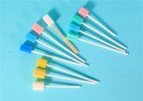 Cepillo médico del aplicador de la esponja con buena calidad