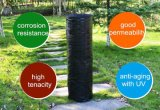 Controllo tessuto pp nero e verde Weedbarrier e Groundcover rispettosi dell'ambiente del rifornimento del tessuto del Weed della barriera di Weed