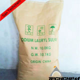 SLS K12 제정성 첨가물 라우릴 나트륨 황산염 92-94%