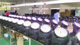 36X18W 6 in-1 LED Wäsche-bewegliches Hauptlautes summen