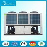 Refrigeratore della vite raffreddato aria Closed piena del compressore della vite di marca