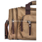 Sports Canvas Travel Exterior Duffle Gym Carrier Bolsa de fin de semana