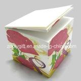 Personalizar el papel de impresión Nota Cubo Memo Cubo Bloque de bloc de notas