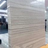 Cristal de dalles de marbre en bois poli utilisé pour l'ingénierie Stone