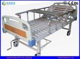 Поставщик на кроватях ручной одиночной пользы палаты стационара Shake медицинских