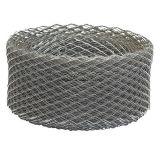Bobina de malha da bobina de malha de metal expandido malha metálica de malha de tijolo.