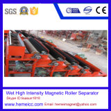 Separatore magnetico dei residui semiautomatici per ceramica o estrazione mineraria