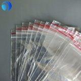 カスタマイズされたデザインによって印刷されるジップロック式のプラスチック包装袋