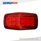 Ambulância Senken 3W Lighthead LED aceso