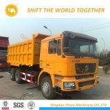 Shacman 6X4 덤프 트럭 290HP 팁 주는 사람 트럭