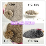 1-3.5mm Lavander Sterile Cat Litter pour garder Toliet Fresh