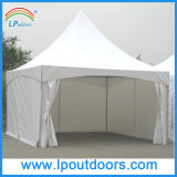 15X15' Outdoor Aluminum Frame Spring Top Marquee Tent
