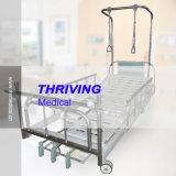 Reizbares manuelles orthopädisches Krankenhaus-Bett der Zugkraft-drei (THR-TB001)