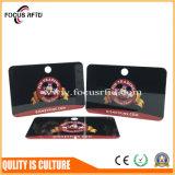 Карточка высокого качества Pet/PVC с печатание и именем цвета 4