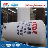 Tanque de armazenamento fabricado do líquido criogênico de nitrogênio líquido