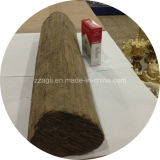 Burineur en bois de disque mobile durable facile d'exécution de Bx 600