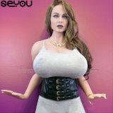 170cm Geschlechts-Puppe-Größengleichpuppe-grosse Brust-reale Note, die reizvolles Mädchen-guter Abbildung als Modell glaubt