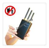 2015 миниый карманный Jammer сотового телефона 3G, портативный миниый сигнал карманн Jammer сигнала сотового телефона амортизатора сигнала мобильного телефона сжимая приспособление с батареей лития