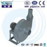 Ventilador centrífugo de alta pressão do ventilador de Yuton para o ar de impulso do duto