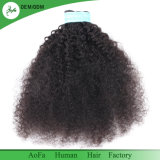 Bas prix indiens tressage des cheveux afro Kinky Curly