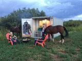 Conteneur de minuscules pour la ferme de la cabine