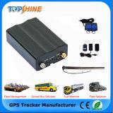고품질 자유로운 추적 소프트웨어 소형 GPS 차 추적자 (VT200)