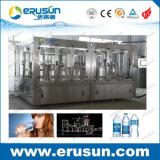 Buena calidad automático embotellada purificada agua de la máquina de llenado