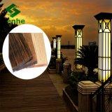 Suelo de bambú al aire libre impermeable de Eco con alta densidad