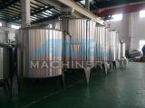 Fermentazione industriale del fermentatore del serbatoio di putrefazione del vino/birra dell'acciaio inossidabile