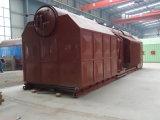 Caldeira despedida da tonelada do SZL do produto novo carvão horizontal